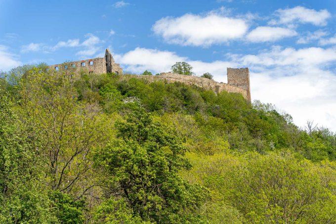 Burg Gleichen – Die sagenumwobenen Drei Gleichen