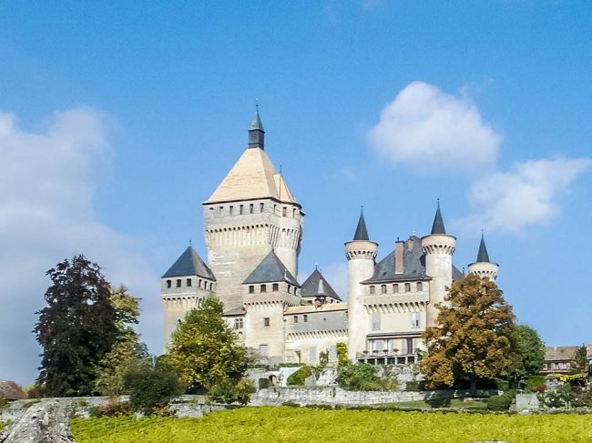 Château de Vufflens