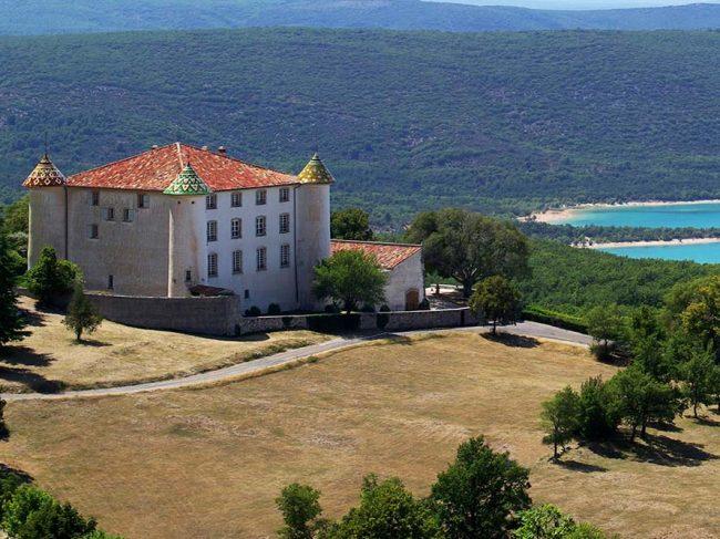 Schloss Aiguines