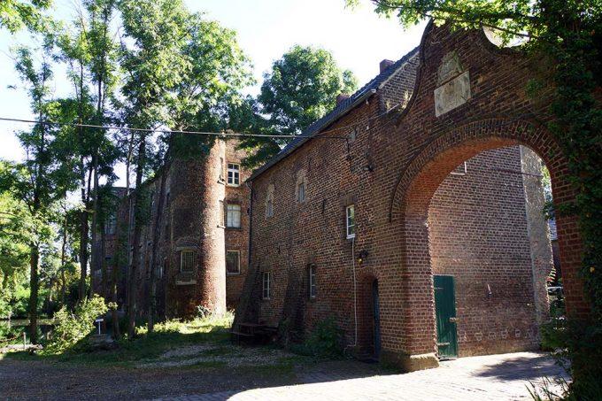 Burg Geretzhoven