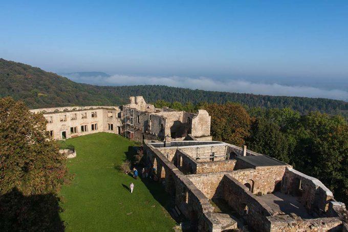 Burg Gleichen
