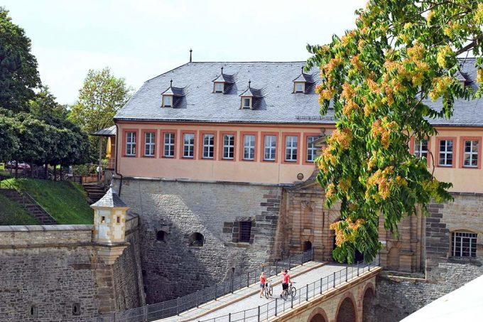 Zitadelle Petersberg