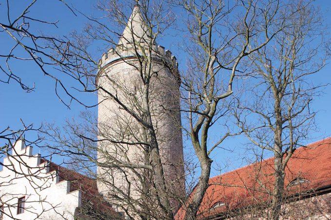 Bergfried der Leuchtenburg