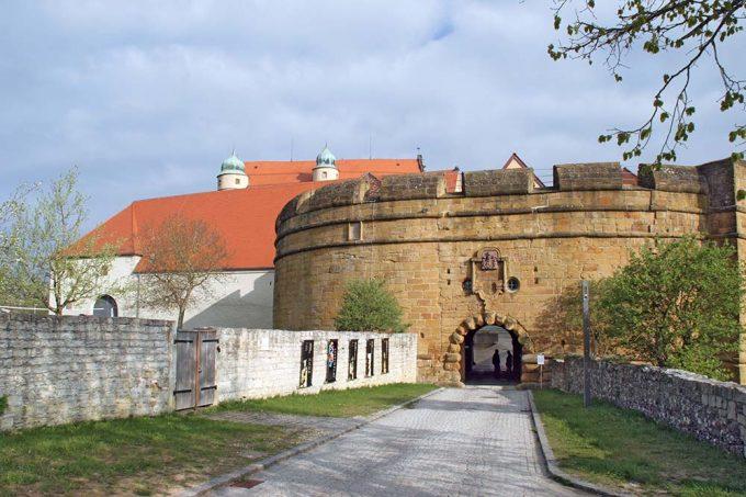 Schloss Kapfenburg
