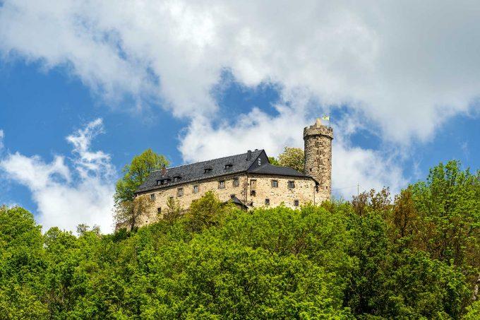 Burg Greifenstein Bad Blankenburg