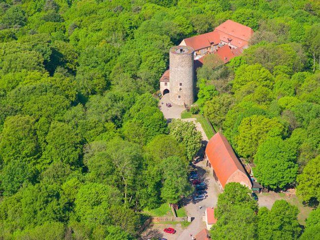 Burg Rabenstein Fläming