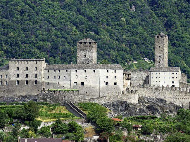Burg Castelgrande