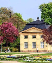 Großer Garten in Dresden