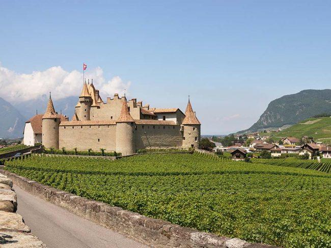 Schloss Aigle
