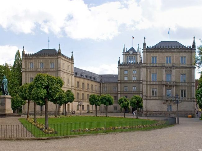 Schloss Ehrenburg