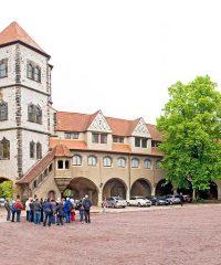 Moritzburg in Halle